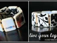 a legacy bracelet giveaway  ::  lowercase letters